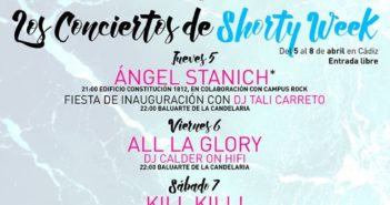 LOS CONCIERTOS DE SHORTY WEEK